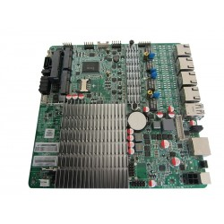 مادربرد صنعتی /چهار پورت لن 1گیگ/multi lan 4 port مولتی لن مدل kc5107