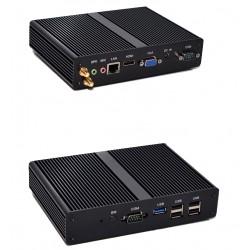 مینی باکس چهار هسته ایBox j1900 2 Port Com مدل kc5009