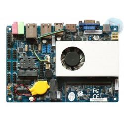 مادربرد1037 صنعتی فن دار  محصول کویر کامپیوتر با قابلیت  ساپورت ویندوز  و...xp  مدل kc5110