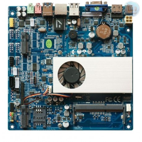 مادربرد itx با core i5-4200