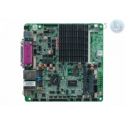 مادربرد صنعتی 4 هسته ای با CPU J1900 و LPT و سریال پورت دو پورت LAN مدل kc5208