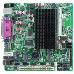مادربرد صنعتی دو هسته ای N2800 با پورت LPT و اسلات PCI X16 مدل kc5308