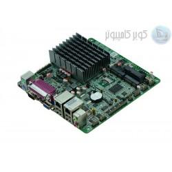 مادربرد صنعتی بدون فن  دو هسته ای J1800  محصول کویرکامپیوتر مدل KC5202