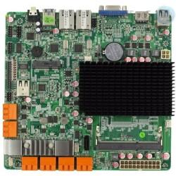 مادربردصنعتی 4 هسته ای J1900 دو پورت LAN و 12 عدد ساتا Nas motherboard- مدل kc5207
