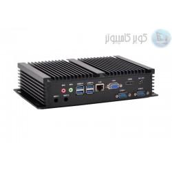 مینی باکس صنعتی و حرفه ای core i7 5550U دو پورت سریال مدل kc5204