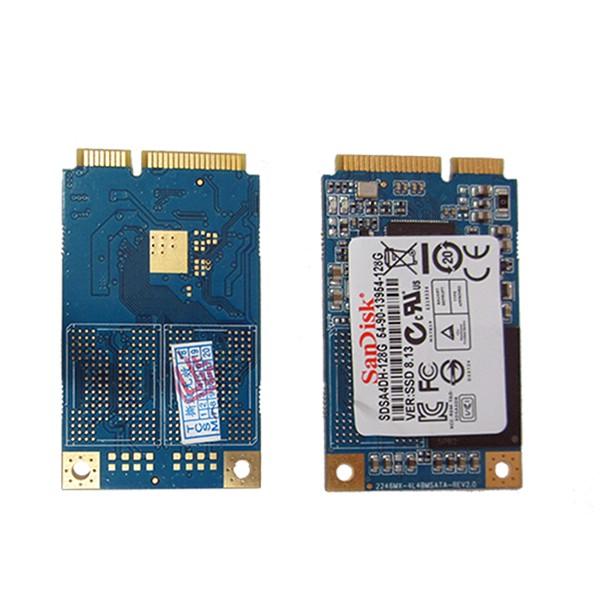 128G SSD/MSATA سرعت بالا SanDisk SDSA4DH-128G کویرکامپیوتر