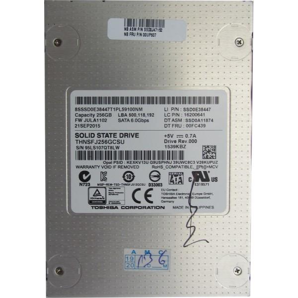 هارد لپتاپی SSD 2.5 Inch 256G MixBrand