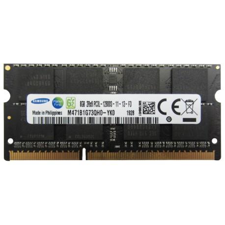 RAM رم نو بدون پک- DDR3L 1600 8G- Samsung
