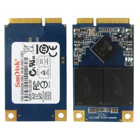 256G SSD/MSATA سرعت بالا SanDisk SDSA5DK-256G