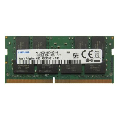 RAM رم نو بدون پک-DDR4 16G - Samsung
