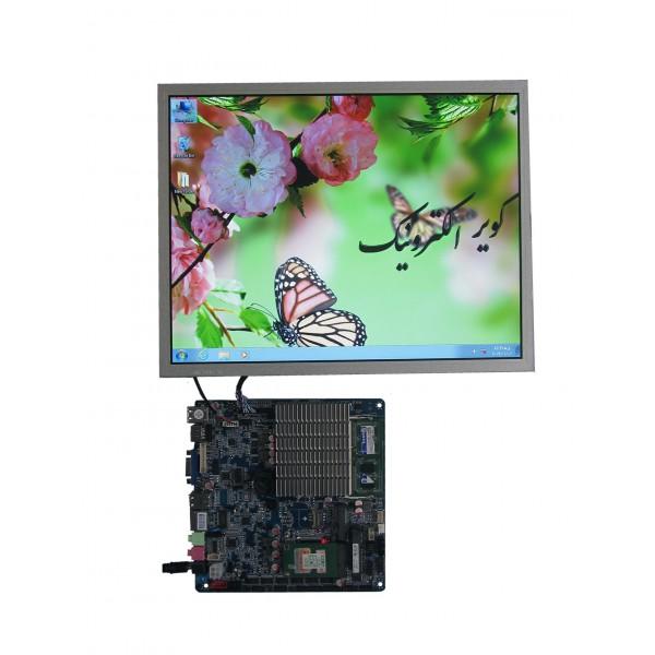 السیدی 15.0 اینچ hm150x01-102 lcd 15 inch - با رزولوشن 1024*768 - کاملا نو واورجینال