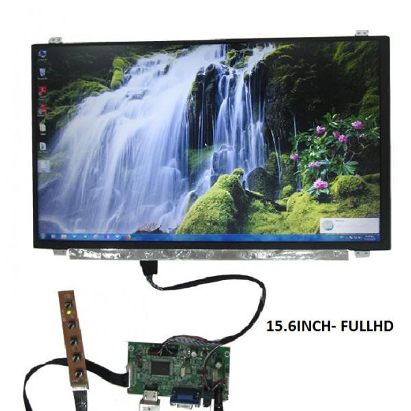 ال ای دی 15.6 اینچ -LED15.6 INCH- FULLHD -1920*1080 -S8-کویر کامپیوتر