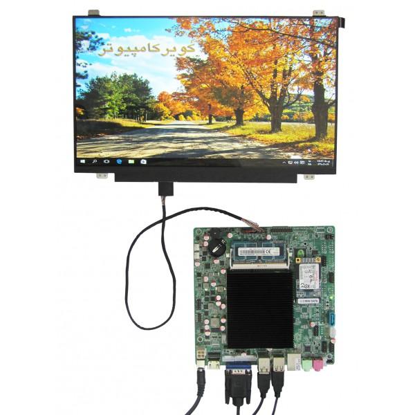 ال ای دی 14.0 اینچ - BOE NV140FHM-N49 LED14.0 INCH- FULLHD -1920*1080 -S8- 30 pin edp