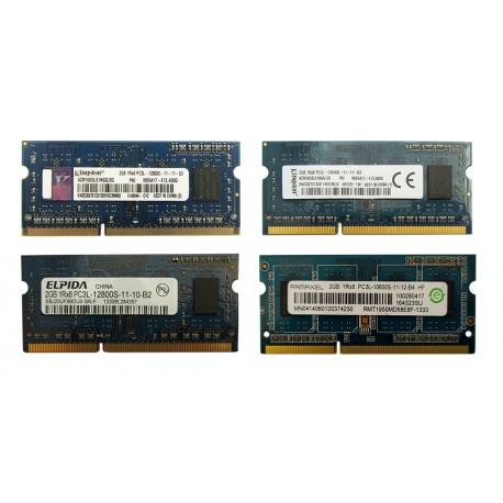 رم 2گیگ کاملا نو و بدون پک RAM- DDR3L 1333 2G transcend