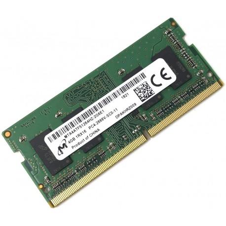 رم -Micron RAM 4G DDR4 کویرکامپیوتر