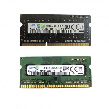 RAM رم نو بدون پک-DDR3L 1600 4G- samsung کویرکامپیوتر