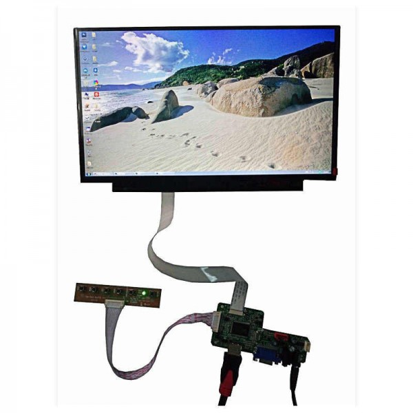 ال ای دی 15.6 اینچ -LED 15.6 INCH -edp -1366*768 - کویرکامپیوتر