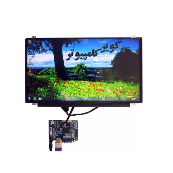 ال ای دی 15.6 اینچ -LED15.6 INCH- FULLHD -1920*1080 -S6 کویرالکترونیک