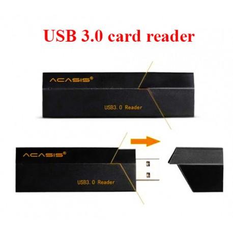 USB 3.0 card reader-کویرکامپیوتر