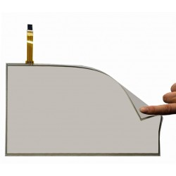 تاچ خازنی 15.6 اینچ  10 پوینت کیفیت بسیار عالی