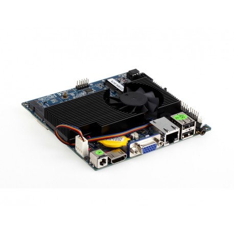 مادربرد 1037u با ابعاد کوچک و 2 سوکت MINI- PCIE