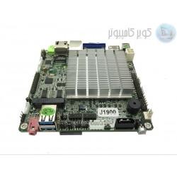 motherboard J1900 مادر برد 4 هسته ای سایز 12*12 -کویرکامپیوتر