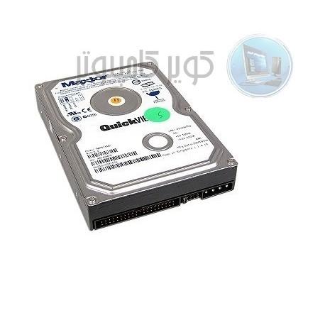 هارد پی سی 40گیگ 3.5 اینچ- 40G IDE -کویرکامپیوتر