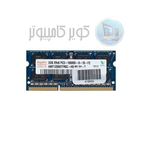 RAM رم -DDR3 PC3 1600 2G رودستگاهی کویرکامپیوتر