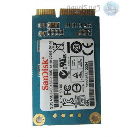 Fordisk msata PCIE sandisk / Asus / Intel SSDs SLC class signal 16G- کویر کامپیوتر