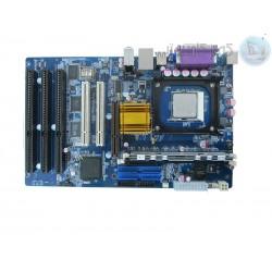 مادربرد صنعتی با 3 عدد پورت ISA صد در صد نو مدل kc5203- کویرکامپیوتر