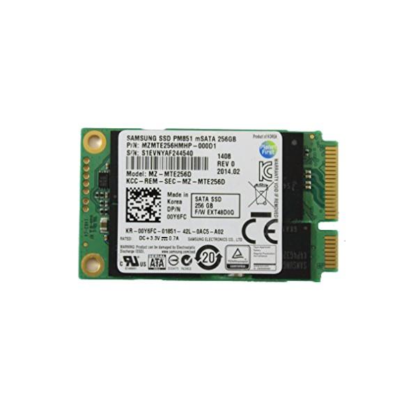 هارد SAMSUNG SSD PM851 MSATA 256 GB