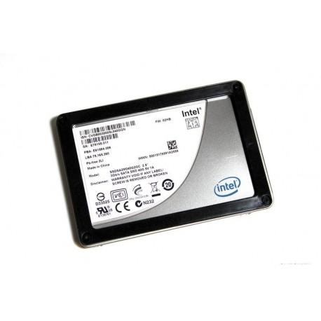 هارد اینتل 40G SSDبا کیفیت عالی- کویرکامپیوتر